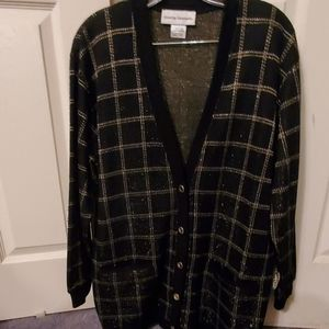 long cardigan sweater  almost new